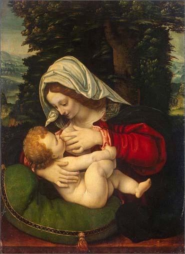 Отношение Матери к Ребенку во Время Кормления