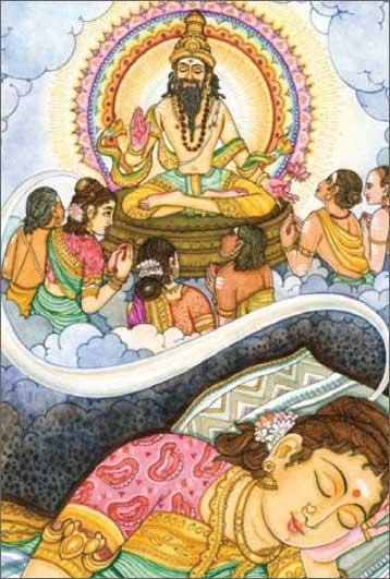 Ведический сонник для духовно практикующих