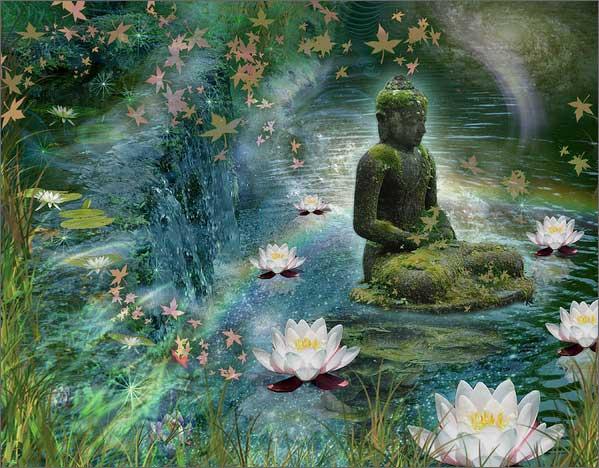 """Буддистская притча """"Струны ситара"""""""