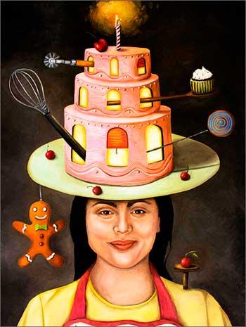 Психосоматика навязчивого желания готовить пищу