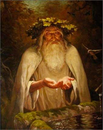 ВОДА в традициях и верованиях славян