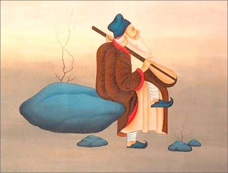 Суфийский мастер