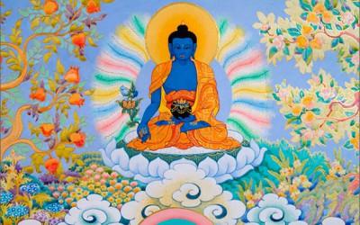 Целительная помощь Будды Медицины