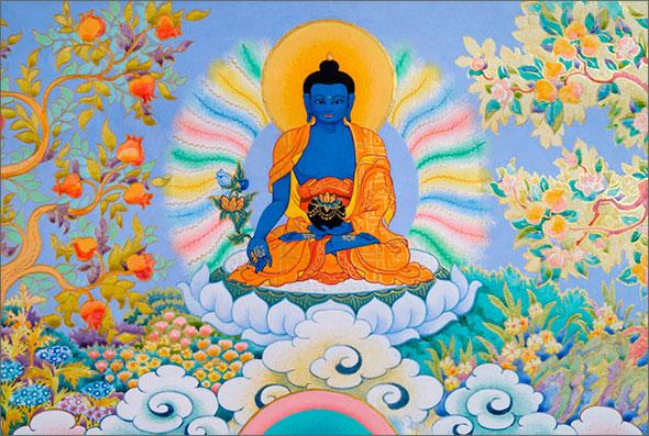 Исцеляющий Будда