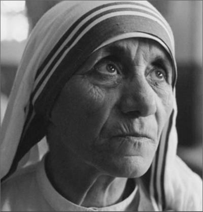 Мать Тереза — о святости и молитве