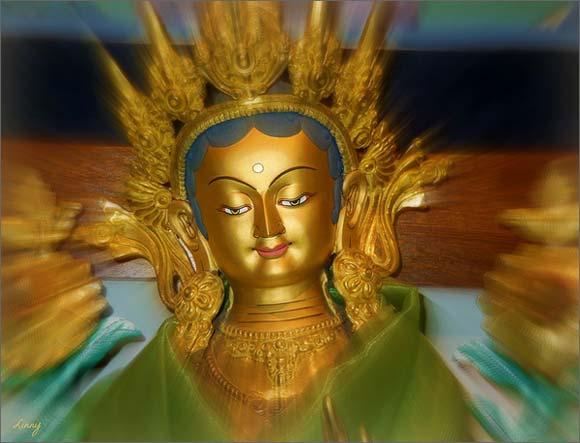 Понимание Сознания и Эго человека в Буддизме