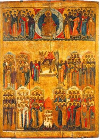 Чины святости в православии