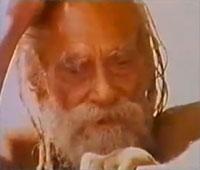 250-летний Девраха Баба из Вриндавана