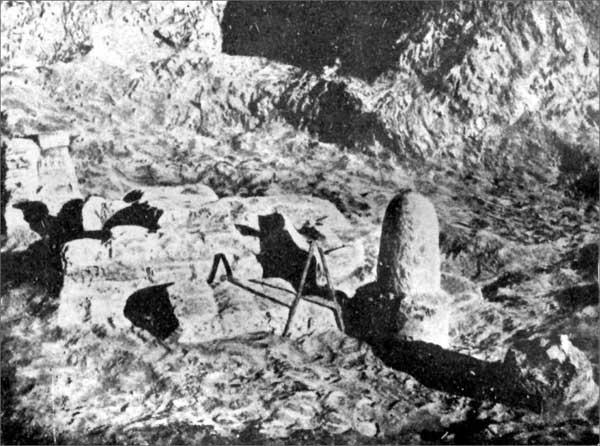Шива-лингам возрастом 5000 лет