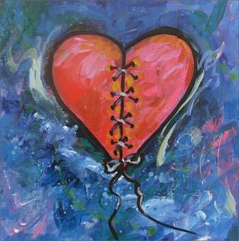 Синдром разбитого сердца (психосоматика)