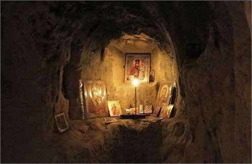 Пещера Китаево