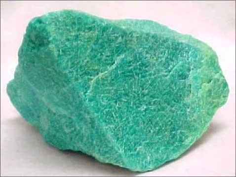 Кристалл Амазонит