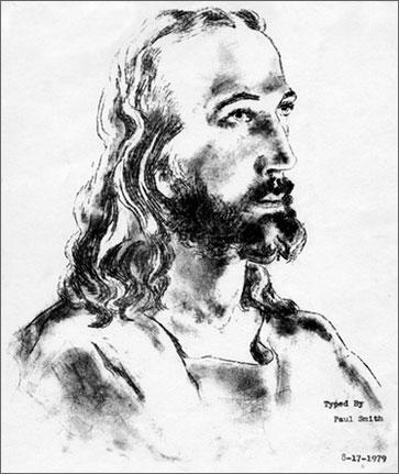 Иисус - художник Пол Смит