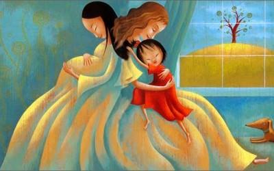 О теле, заземлении и отношении матери к ребенку