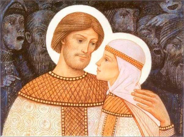 Отношения по чакрам: муж и жена (о семье на тонком плане)