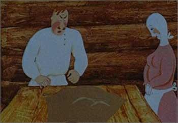 СКАЗКА О ГЛУПОМ МУЖЕ– мультфильм о супружеских отношениях