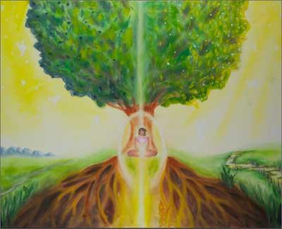 Заземление в духовных практиках. Вспомогательные средства для заземления