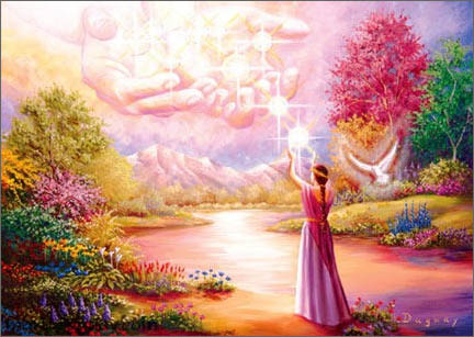 картинка о любви Бога